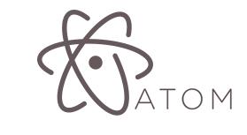 لوگوی atom