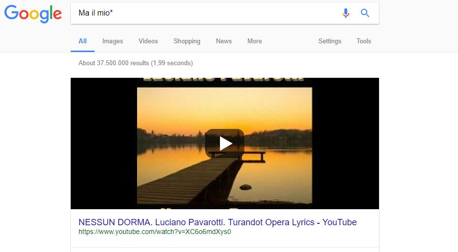 جستجوی گوگل1