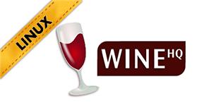 نرم افزار wine