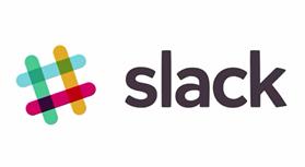 لوگوی slack